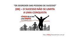 Sabias que a ALEGRIA de uma CONQUISTA é apenas momentânea? Então como é a Sensação do SUCESSO? Saber+: http://www.slideshare.net/miguel-duarte/o-sucesso-no-se-limita-a-uma-conquista  #OSucessoNãoSeLimitaAUmaConquista #sucesso #conquista #SensaçãodeSucesso #miguelduarte #ihaveadream #InternetMarketer