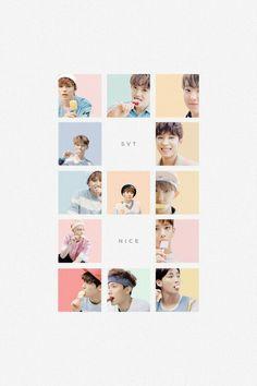Mingyu Wonwoo, Seungkwan, Woozi, Sea Wallpaper, Iphone Wallpaper, Seventeen Album, Seventeen Scoups, Seventeen Wallpapers, Pledis Entertainment