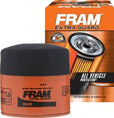FRAM PH16 Extra Guard Passenger Car Spin-On Oil Filter #FRAM #Extra #Guard #Passenger #Spin #Filter