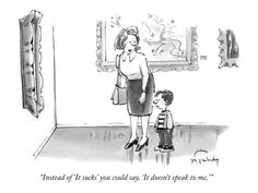 New Yorker Cartoon by Mike Twohy