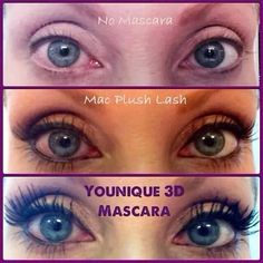 3D FIBER LASH MASCARA from YOUNIQUE !!  Get yours today!!! https://www.youniqueproducts.com/JenniferJenkins/party/162817/view