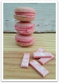 Objetivo: El Macaron perfecto - Loleta