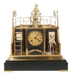 OVER 1,000 VINTAGE ANTIQUE CLOCKS AND WATCHES – MANY OF THEM RARE, HIGHLY COLLECTIBLE TIMEPIECES – WILL BE SOLD MAY 30-31 BY FONTAINE'S - I Antique Online