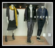 #Vetrina #stefanel #fall #winter