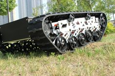 Wireless Image Acquisition Robot /RC Robot Tank Chassis /All-Terrain Vehicle (K03SP8MCCS2)