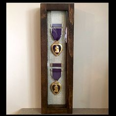 Hey, I found this really awesome Etsy listing at https://www.etsy.com/listing/534559941/purple-heart-medal-display-case-military