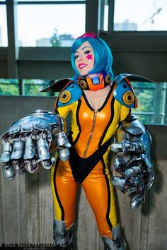Jynx Art & Cosplay as Neo Strike vi from League of Legends