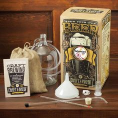 Beer Home Brewing Starter Set: Craft A Brew Hefeweisen Beer Brewing Kit *** Read…