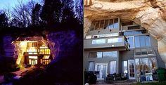 #Usa #casa #grotta #ecosostenibile