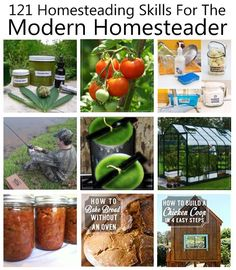 The homesteading skills needed to operate a modern homestead are varied and versatile, and each is important to the overall success of your journey.