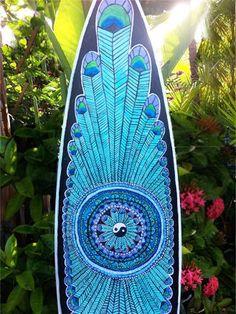 Toddler Surf Board Craft