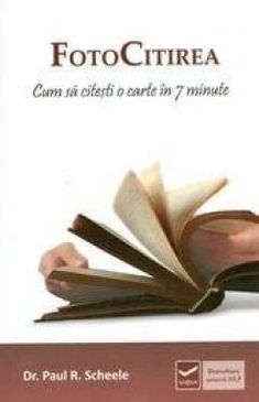 Paul R. Cum sa citesti o carte in 7 minute - 7 Minutes, Good To Know, Place Card Holders, Inspirational, Reading, Pictures, Reading Books