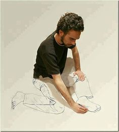 Draw my feet