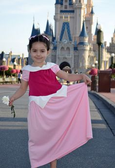 Big bunch of princess costumes - make them yourself.  Just in case the little one wants something like this for future years.
