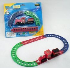 Wooden 50-Piece Train Set with Small Table Only At Walmart ...