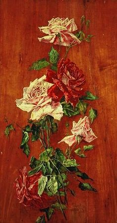 Museo Segantini:rose