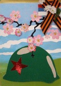9 мая, поделка, день победы, вечный огонь, танк, самолет, война, победа, своими руками, дети, праздник, детский сад, школа, класс, труд, творчество, рисование, рисунки