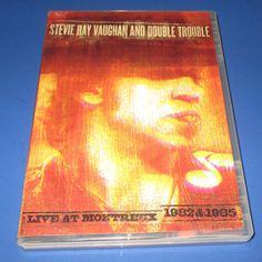 Stevie Ray Vaughan and Double Trouble - Live At Montreux 1982 & 1985- DVD, 2004 #stevierayvaughan #SRV #texasblues #bluesrock #blues #rock #concerts #music http://www.ebay.com/usr/vinylrockretro