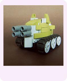 https://flic.kr/p/PWvJQh | Lego Chima - Tank