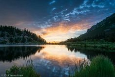 Lily Lake - Colorado