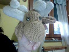 Goose amigurumi crochet
