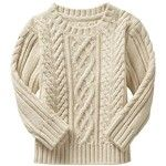i love cable knit fisherman sweaters