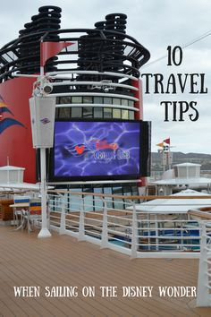 Here are some great travel tips I wanted to share, if you are considering booking a cruise on the Disney Wonder this year! I keep mentioning them to friends and to readers that have emailed me to a...