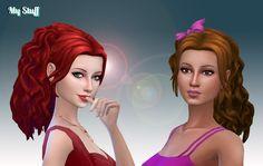 Mystufforigin: Leonora Hair V2  - Sims 4 Hairs - http://sims4hairs.com/mystufforigin-leonora-hair-v2/