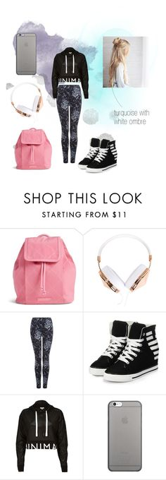 """Ivy's school outfit Chapter 6 or 7"" by micaj on Polyvore featuring Vera Bradley, Frends, Dex, yeswalker, River Island and Native Union"