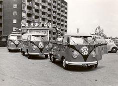 Holland, Rotterdam, Hoogenboom dealer