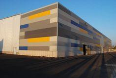 Centro de Almacenaje Danco - Oruga Arquitectura