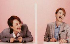 Nozomi Fuuto and Sagiri Seina