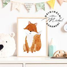 Stylový obrázek do dětského pokoje či spacího koutku v ložnici. Plakátky k sobě vzájemně ladí a lze jakkoli kombinovat a vytvářet si vlastní sety, díky čemuž Vám vzniknou krásné designové doplňky pro Vaše nejmenší. Tisk je zajištěn na profesionální tiskárně na kvalitní papír o vysoké gramáži 260 gms v bílé barvě. #dekorace #detskypokoj #pokojicek #deti #miminko #miminka Stylus, Panda, Place Cards, Decals, Place Card Holders, Design, Home Decor, Tags, Decoration Home