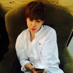 [Picture/Instagram] [01.04.2015] BTS Jimin @ Ceci Korea Photoshoot for May Issue  cr: cecikorea