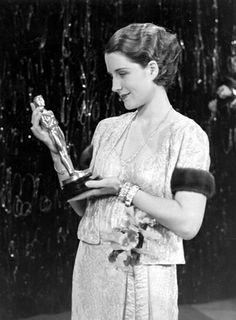 Norma Shearer won the Academy Award for The Divorcee in 1930.