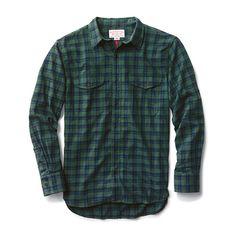 Seattle II Shirt - Flannel