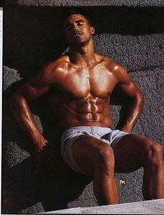 Shemar Moore hot dammmmm!