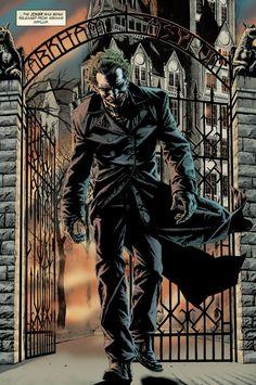 Joker (Novela Gráfica)