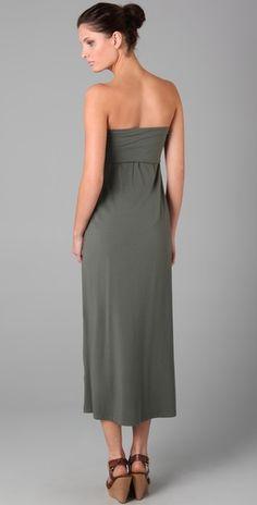 Skirt/dress...who doesn't love a double duty garment?