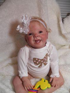 Custom Made OOAK Reborn Toddler Baby Doll   You by prettybabydolls, $400.00