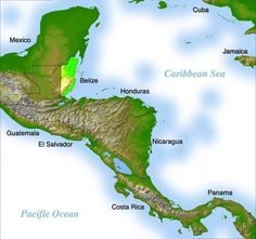 Where in the World is Belize?