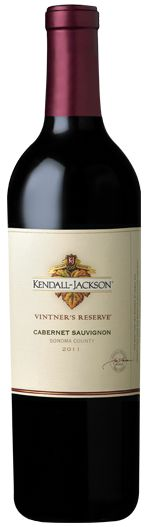 2011 Vintner's Reserve Cabernet Sauvignon | Kendall-Jackson I,m having the 2012 right now. Very nice!