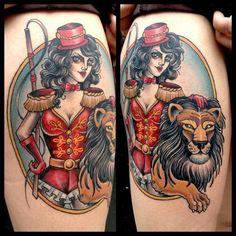 http://blog.tattoodo.com/2014/09/40-entertaining-circus-tattoos/