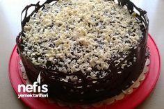Çikolatalı Yaş Pasta Yapılışı Tarifi