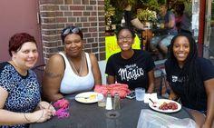 The Knitting Activists of Ferguson, Missouri