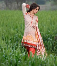 Gohar Embroidered Lawn Suits Collection G_16