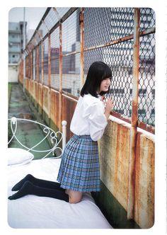 日々是遊楽也 School Girl Outfit, School Uniform Girls, Girl Outfits, Fashion Outfits, Beautiful Japanese Girl, Japanese Beauty, Kids Uniforms, Japan Outfit, Japanese School Uniform