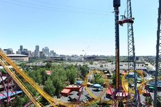 XLR8R Elitch Gardens | The Denver Ear