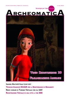 Archeomatica 2 2015