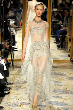 Fall 2012 Ready-to-Wear  Marchesa - Runway